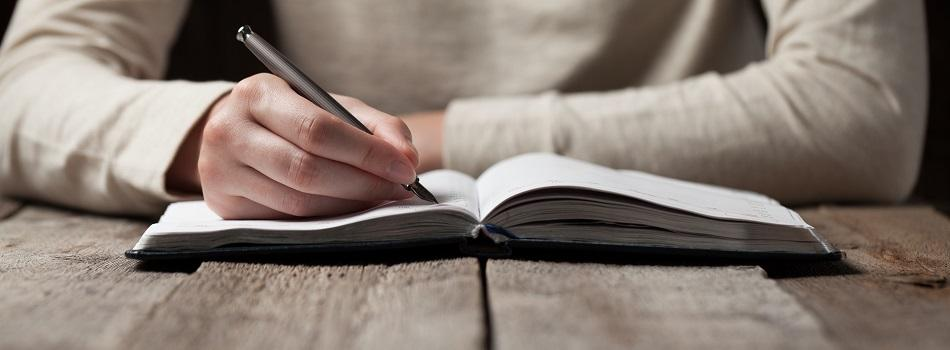 Journaling methods help improve mental and physical health