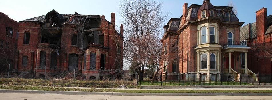Homogeneous neighborhoods undercut empathy