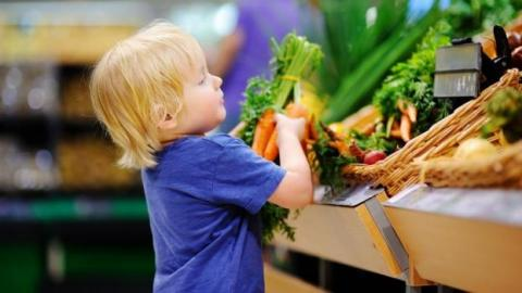 False memories could prompt kids to eat their veggies